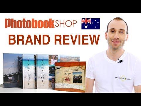 PhotoBookSHOP - Photo Book Brand Review