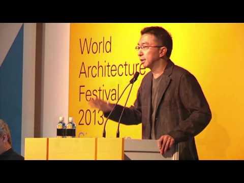 WAF 2013 Keynote Speaker Sou Fujimoto, Sou Fujimoto Architects