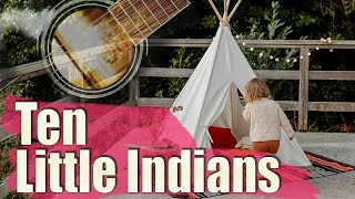Ten Little Indians - Acoustic Guitar Classic Fingerstyle