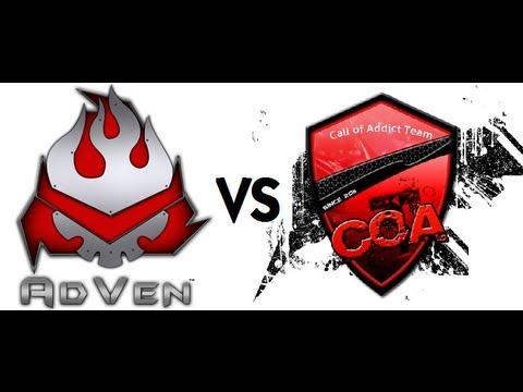 Match amical : CoAt VS AdVen