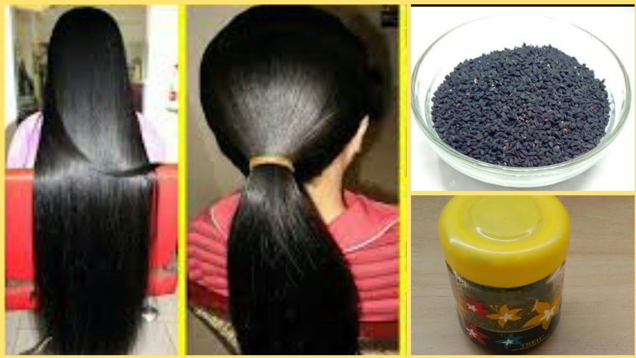 how to use kalonji seeds for hair