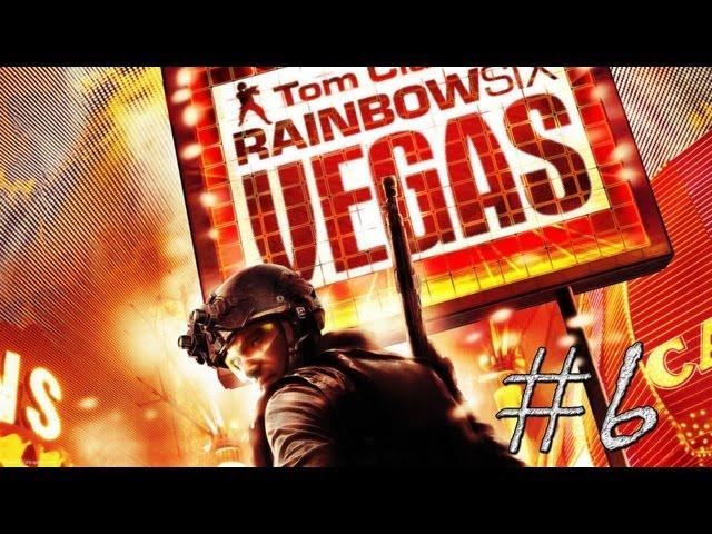 Смотреть прохождение игры [Coop] Rainbow Six: Vegas 2. Серия 6: Удержать поезд..