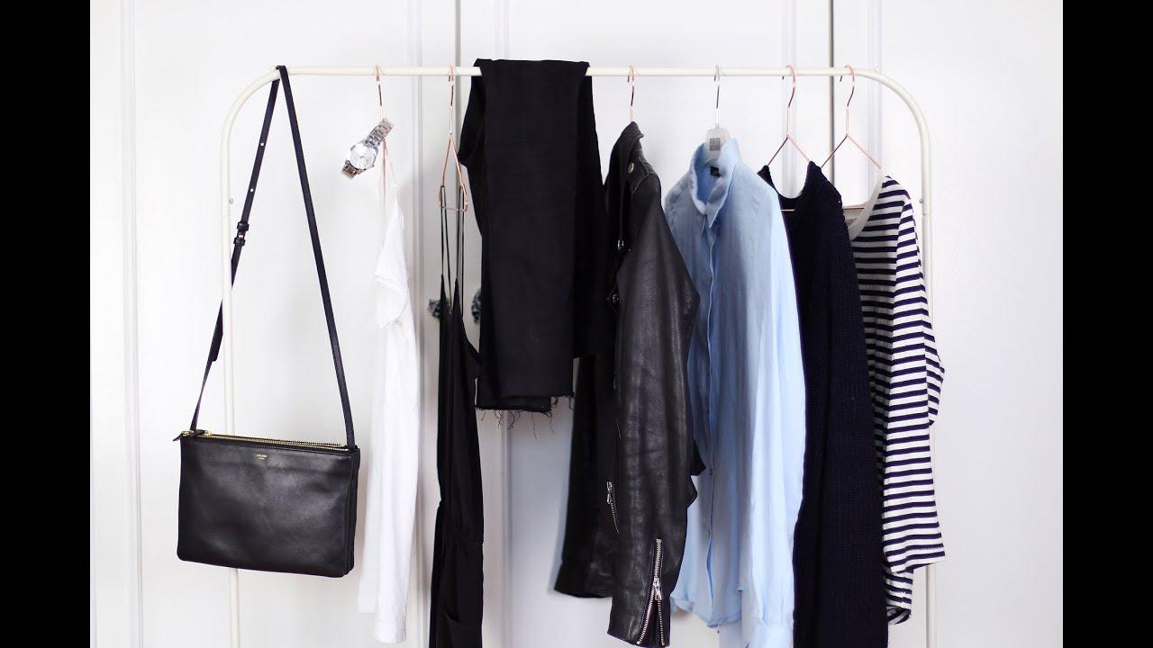 Wardrobe essentials 11 must haves im kleiderschrank for Minimalismus kleidung