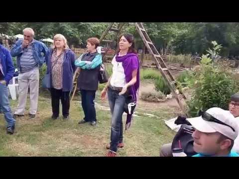 Εισαγωγή στην Περμακουλτούρα Τίνα Λυμπέρη - Οικογιορτή Λάρισας HD