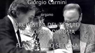 """ENNIO MORRICONE  """"Quarto Concerto"""" Orch. del Teatro dell"""