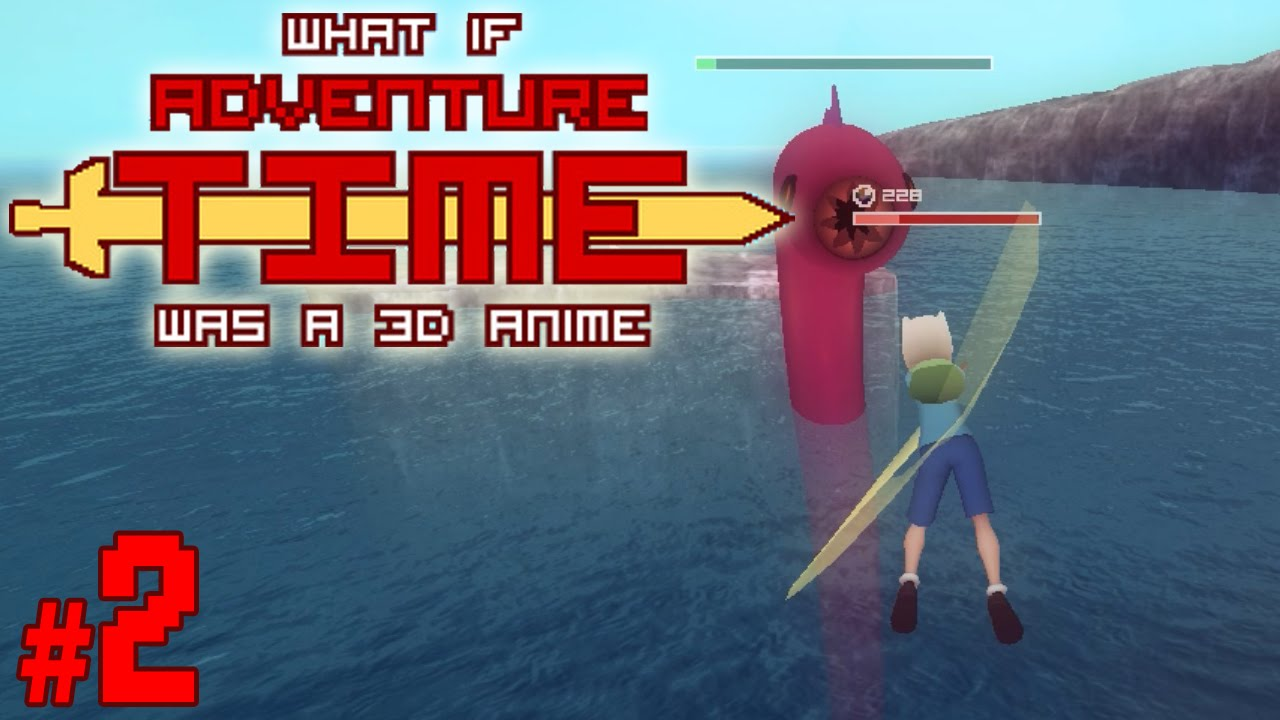 What if Adventure Time was a 3D Anime Game: Public Beta Demo Gameplay #2 [ No Commentary ]