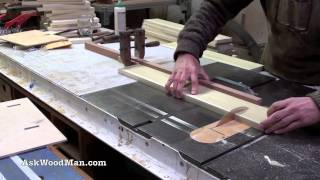 How To Make Plywood Boxes • 45 Of 64 • Woodworking Project For Kitchen Cabinets, Desks, Etc...