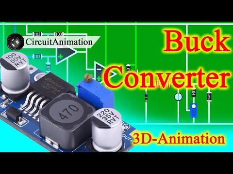 How does Buck Converter work? | DC-DC Converter - 1