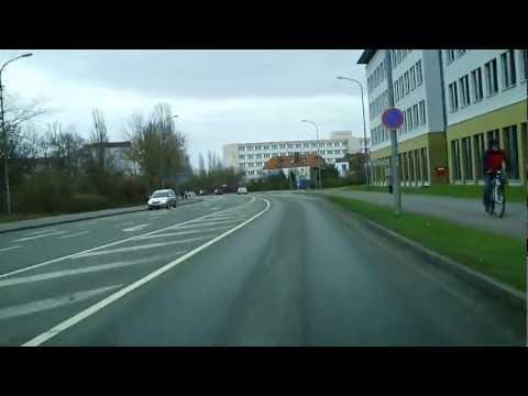 Straßenansicht Stendal Stadtseeallee