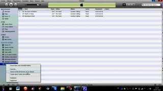 Comment graver un cd avec itunes