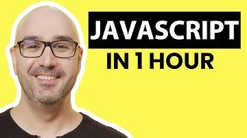 JavaScript Tutorial for Beginners: Learn JavaScript in 1 Hour [2020]