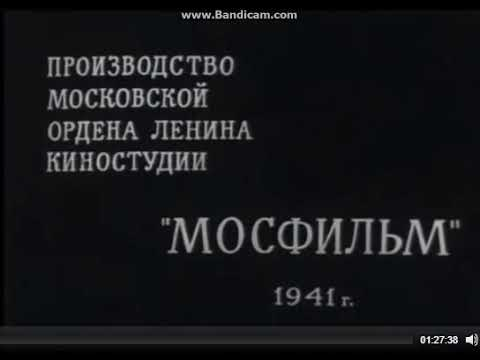 Mosfilm USSR logo #1 streaming vf