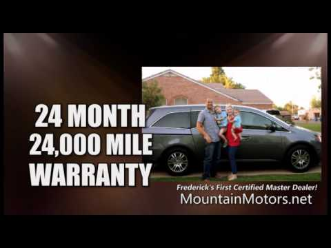 Mountain Motors Frederick Md >> Mountain Motors 2015 Frederick Md Youtube