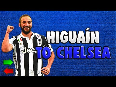 HIGUAIN TO JOIN CHELSEA AND REUNITE WITH SARRI IN JANUARY Mp3
