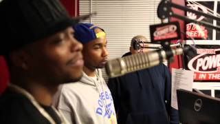 Bump J Rukus100 & Aceito Banks On Power 92.3 Fm Chicago