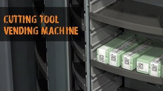 Walter Toolstation C-Line - Cutting Tool Vending Machine