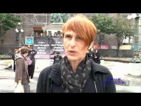 Marija Perković: Zločini nad ženama u ratu u Bosni i Hercegovini -- PAMTIMO