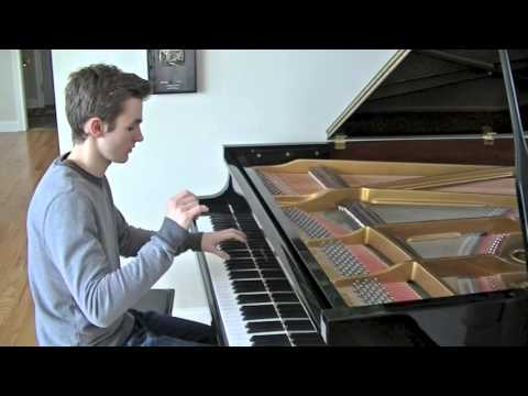 Kygo Here For You ft. Ella Henderson Elliott Spenner Piano Cover