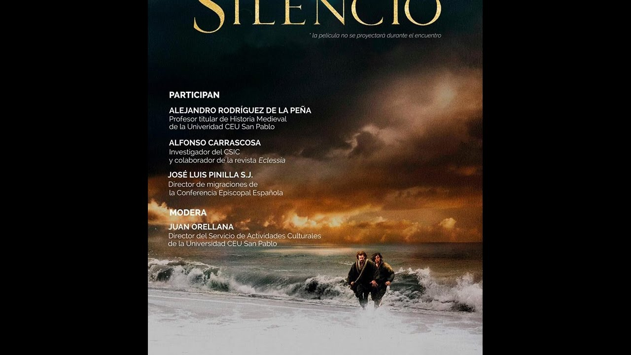 Ver Debate sobre la película 'Silencio' de Martin Scorsese en Español