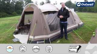 Outwell Tent Niagara Falls - 2014 | Innovative Family Camping