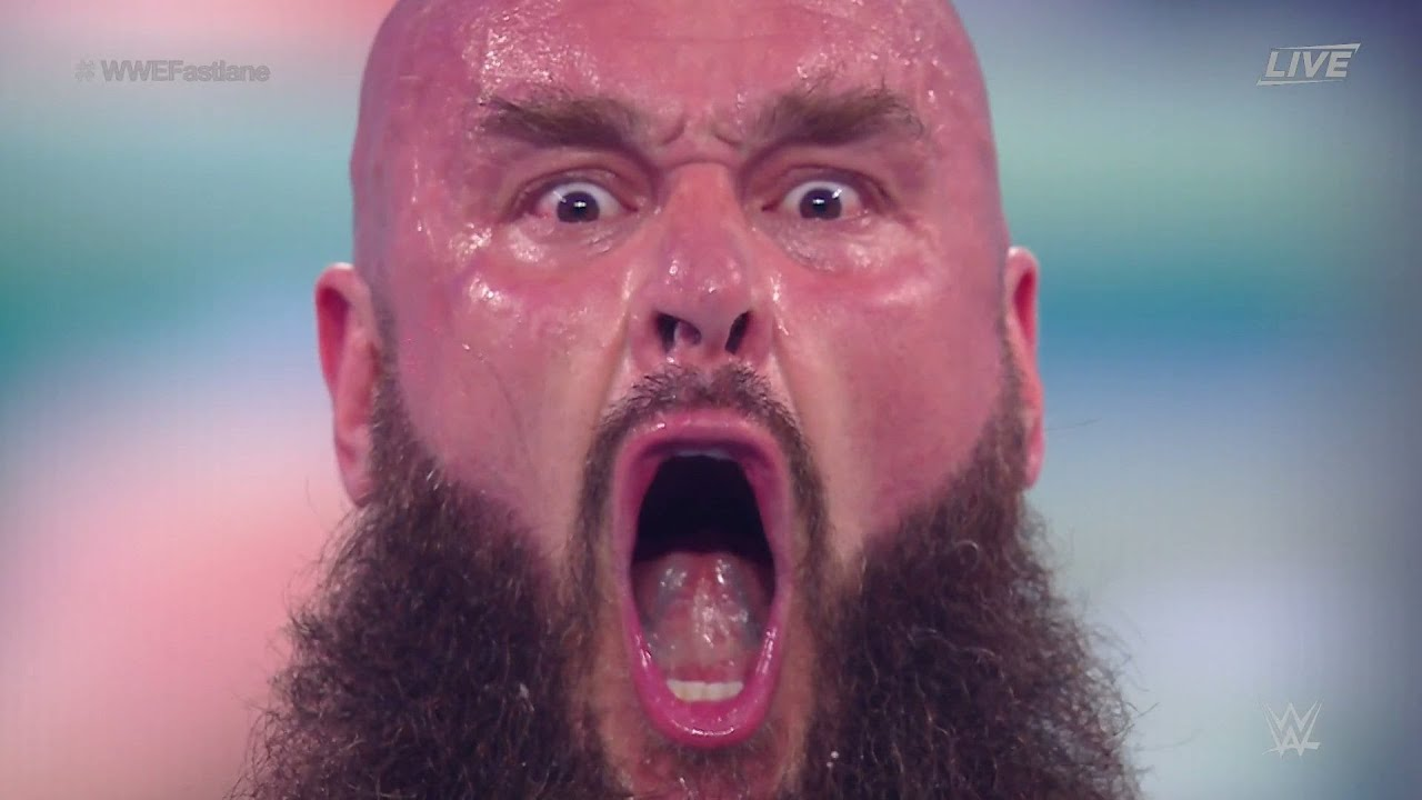 WWE Just Released Braun Strowman, Aleister Black And Several ...