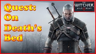 Witcher 3  - On Death