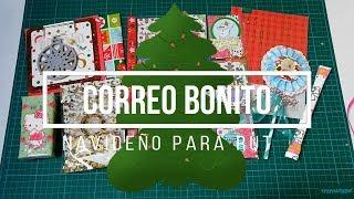 Correo bonito Navideño | Pocket letter