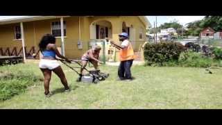 Garden  ( Maintenance Man)  -Stiffy (2016 Soca)Music Video