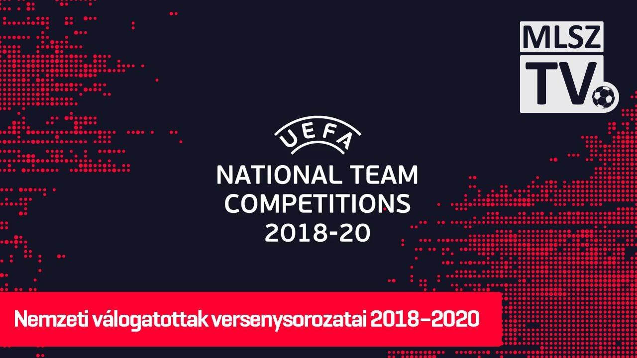 Nemzeti válogatottak versenysorozatai 2018–2020