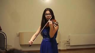 видео: Ю. Конюс – Концерт для скрипки с оркестром Яна Овсянникова  – скрипка, Юлия Бубнова - фортепиано