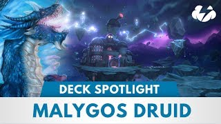 Tier 1 Spotlight, Malygos Druid! | Hearthstone | [The Boomsday Project]