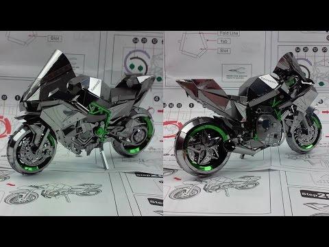 ICONX build - Kawasaki Ninja H2R
