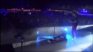 Muse-Dead Inside live Firefly festival 2017 (good audio)