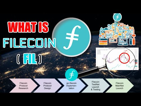 """What Is FILECOIN? $75B MARKET By 2021!! Bloomberg Intelligence: """"Bitcoin On Track for $100,000."""""""