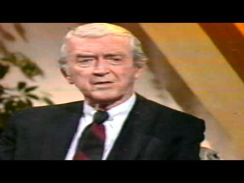 Bert Newton Interview With Jimmy Stewart Part 1