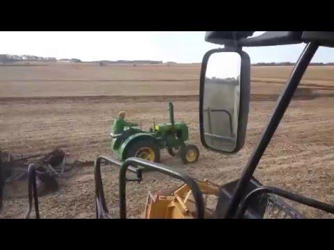 Illinois Corn Harvest 2015