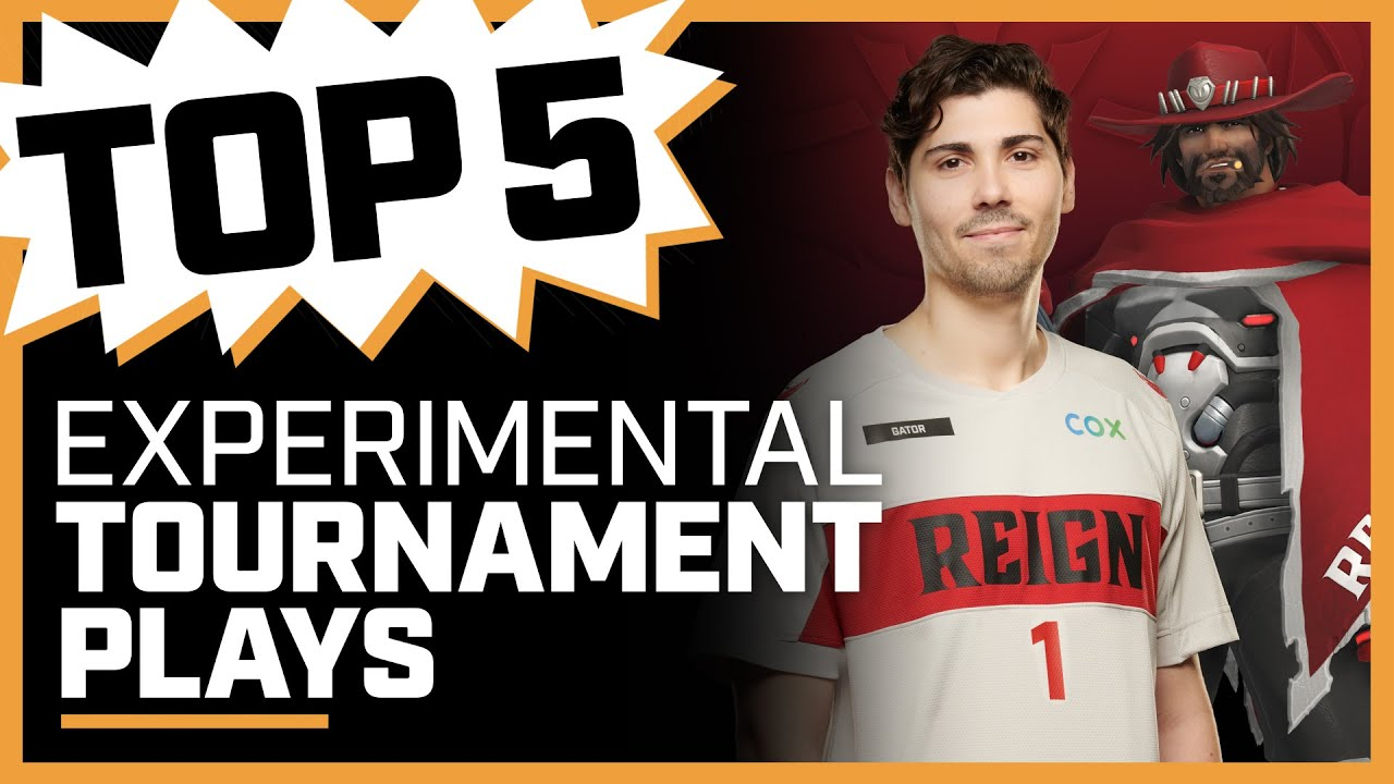 Gator Teaches Lessons on Flanking! | Top 5 Experimental Tournament Plays