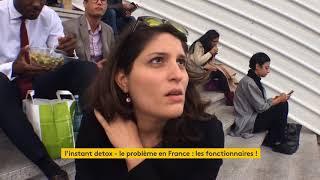Le problème de la France, c'est les fonctionnaires !