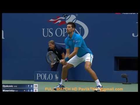 Djokovic vs Wawrinka Us Open 2016 HIGHLIGHTS HD