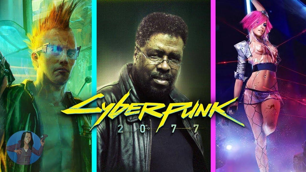 Cyberpunk 2077   A Long Awaited Dream - YouTube