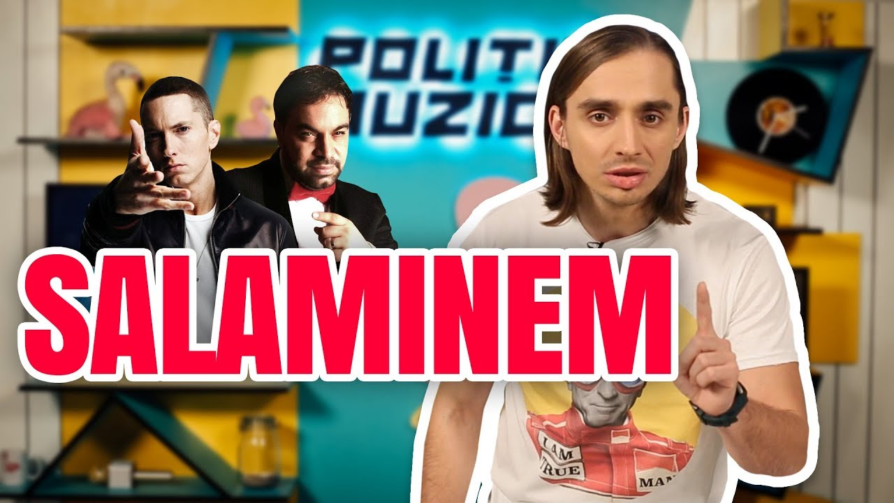 Politia Muzicii: EMINEM - Music to be Murdered By