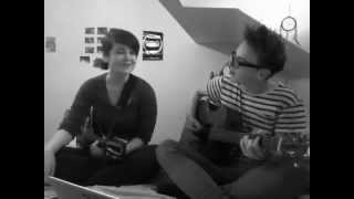 The Saturday Boy (Billy Bragg cover) - Alice and Jamie