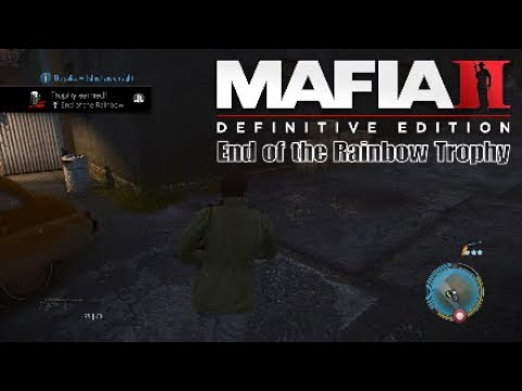 Download Mafia II Definitive Edition | End of the Rainbow Trophy