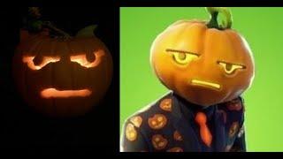 Fortnite Pumpkin Carving Designs 免费在线视频最佳电影电视节目