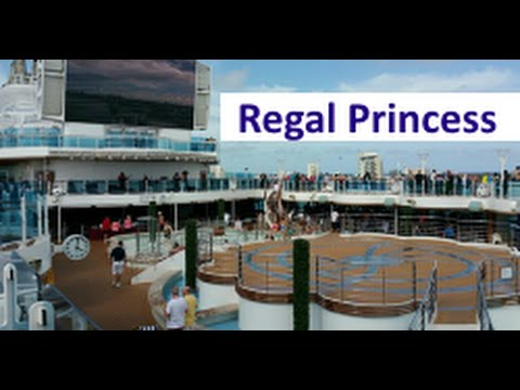 Our FUN (and busy) Night on the Regal Princess Cruise Ship! Bahamas Vacation Vlog [Episode 11]