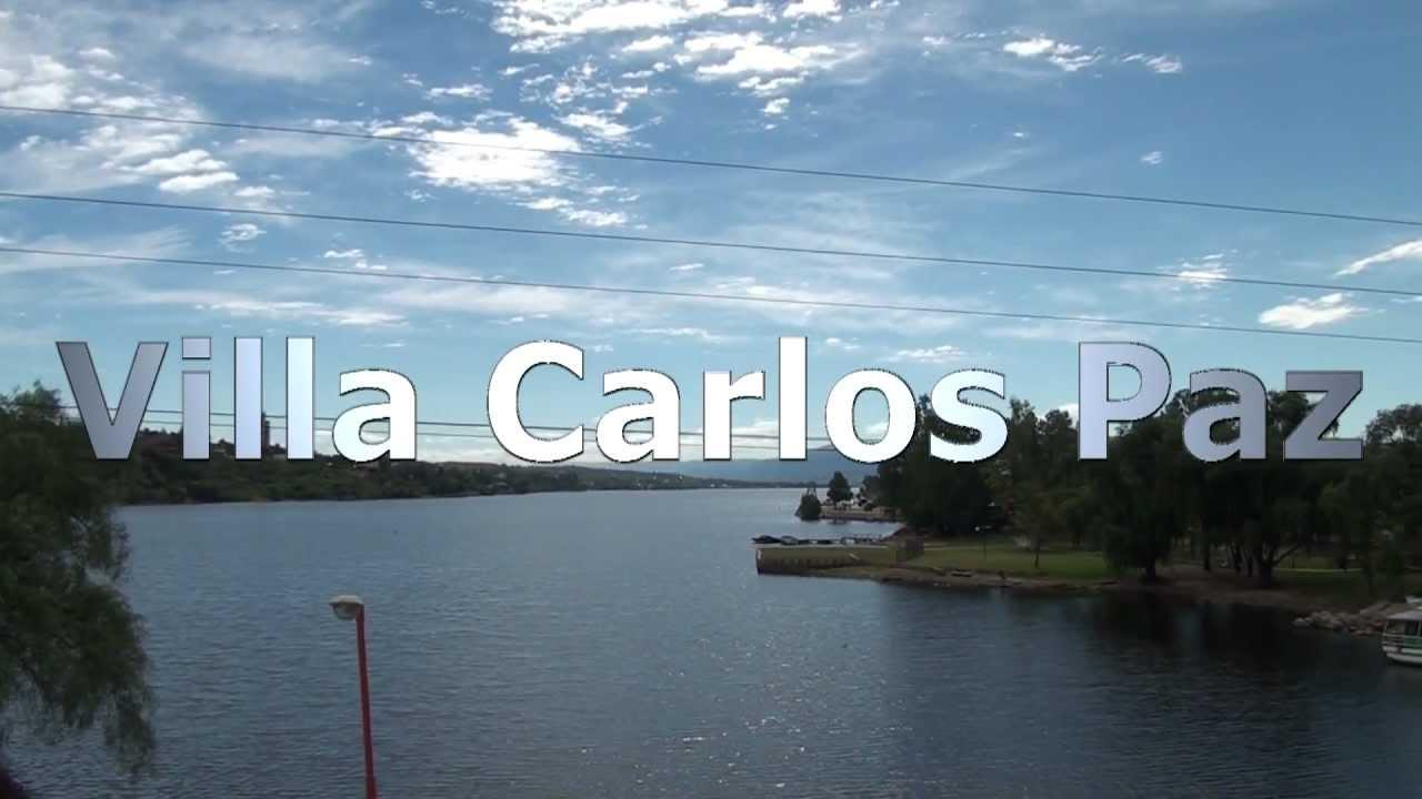 Villa carlos paz y ciudad de cordoba argentina youtube for Chimentos de hoy en argentina