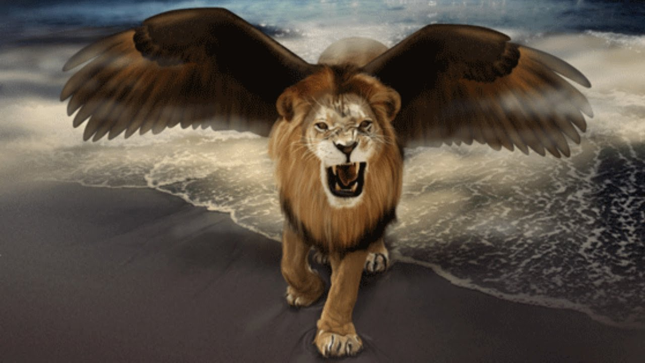 Lion With Eagle Wings in Bible Prophecy  (Part 1)