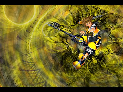 Guilting ^Master Form and KH Sora A^ ~ Kingdom Hearts Unchained X ...