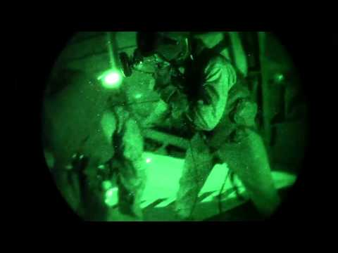 26th Marine Expeditionary Unit Night Parachute Jump from CH-53E Super Stallion!