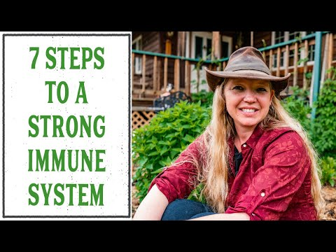 HOW TO BOOST YOUR IMMUNE SYSTEM NATURALLY - 7 SIMPLE STEPS